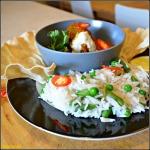 Beef & Lentil Kofta Curry