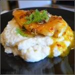Cauli Mash & Chicken