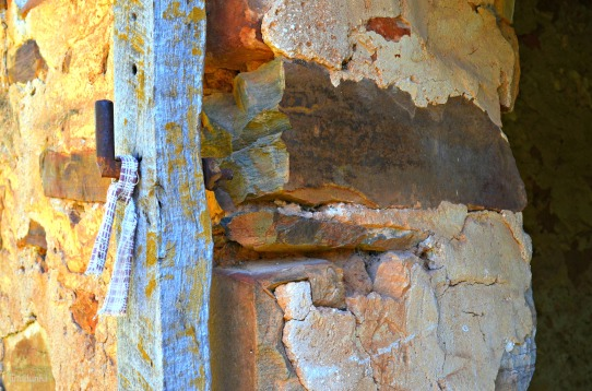 Out Building Door Frame