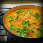 Red Prawn & Mango Curry
