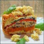 Roast Vegetable Frittata