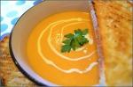 Roasted Cauliflower & Capsicum Soup