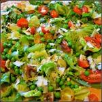 Salad on Board