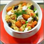 Wholemeal Cous Cous Salad