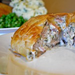 Wrapped & Stuffed Chicken Breast