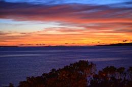 Port Lincoln Sunset over Boston Bay