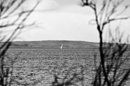 Sailing near Port Lincoln