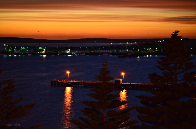 Port Lincoln Town Jetty, Boston Bay