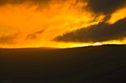 Sunrise over Southern Flinders Ranges