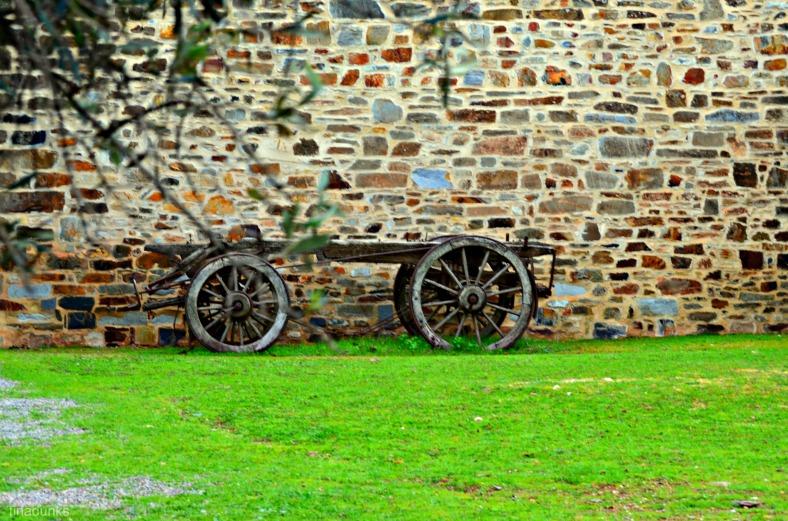 Gaol Wagon